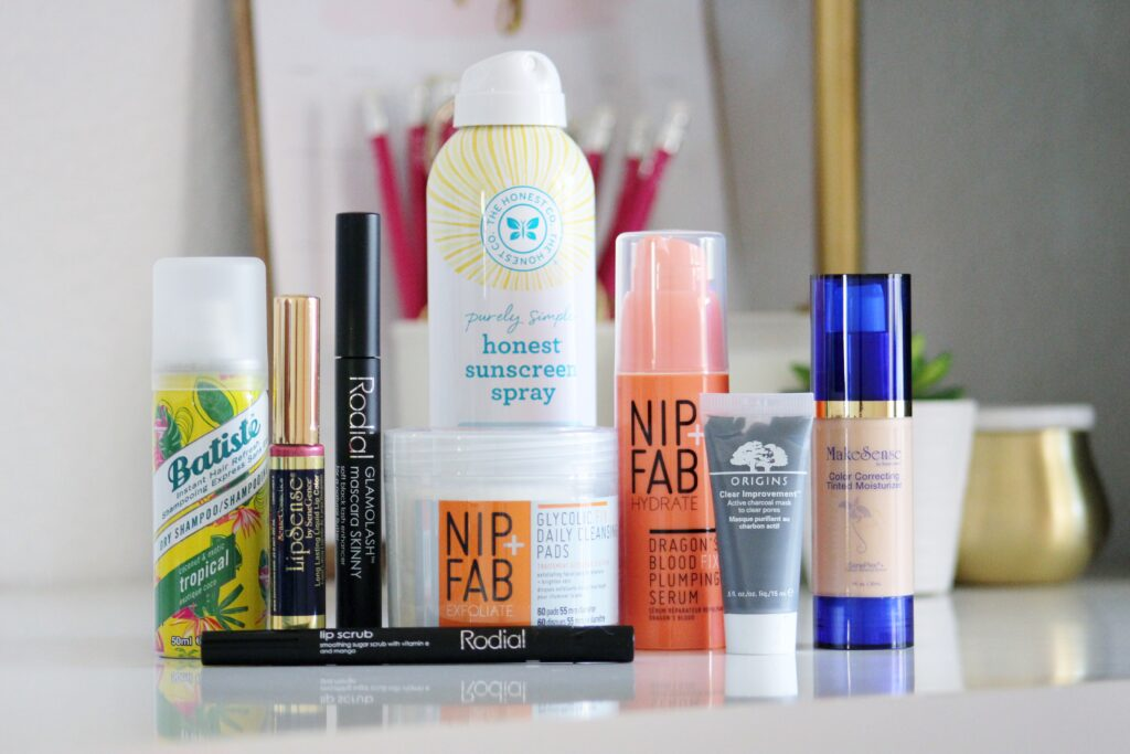 9 Summer Beauty Must Haves